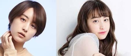 山本美月さん髪の比較写真