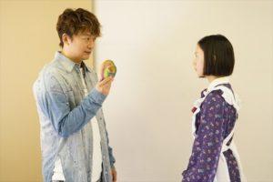 中島セナと慎吾との写真