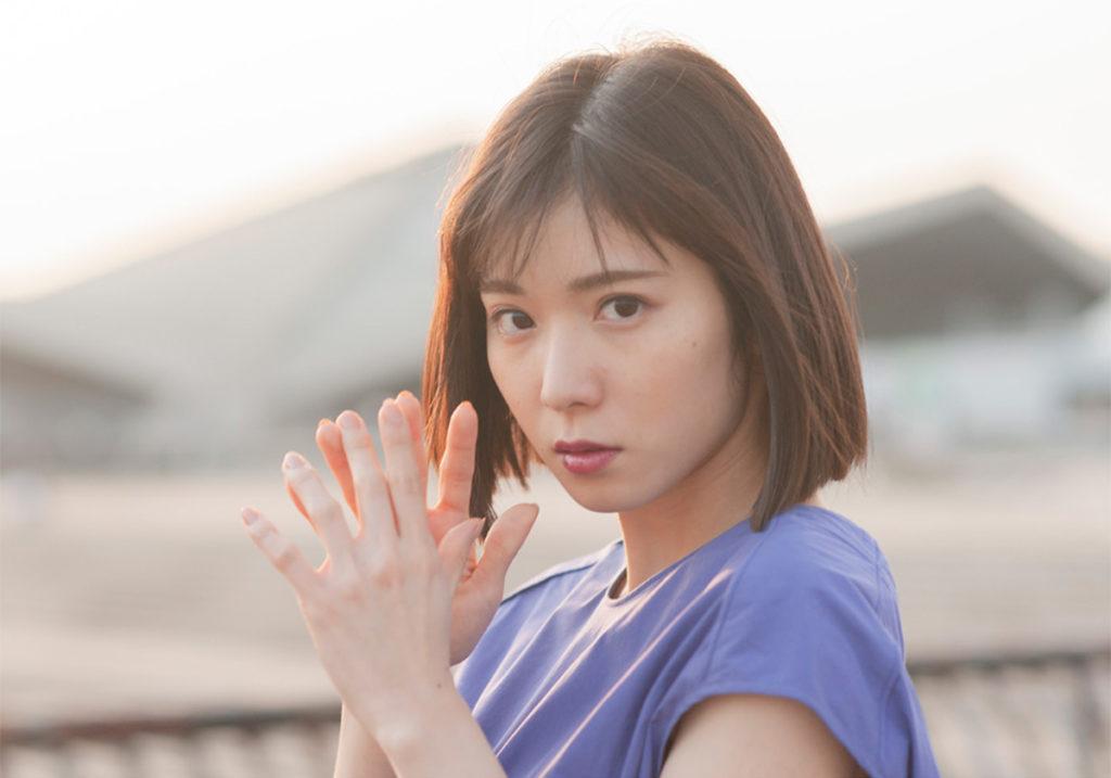 松岡茉優さんの写真