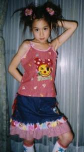 三吉彩花の子供の写真