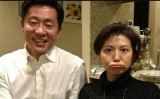 金田と南野陽子