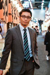 持田将史が半沢直樹で演じているところ