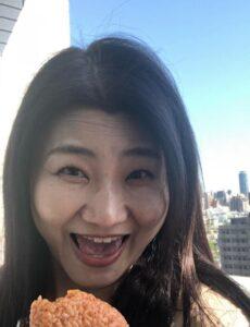 島田珠代さんのアップ画像