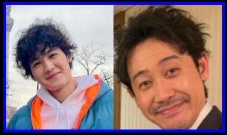 葉山奨之と大泉洋さんの似ている写真
